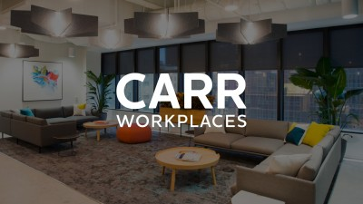 Carr Workplaces saves $100k annually on software