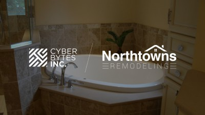 Cyberbytes, Inc. helped Northtowns Remodeling decrease their estimate creation time to 5 minutes