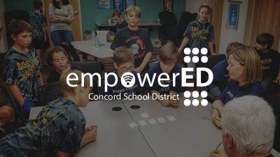 Concord School District of New Hampshire transitioned 5,000+ students to remote learning in response to COVID-19