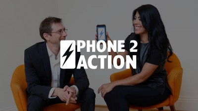 Phone2Action increased close rate by 25%