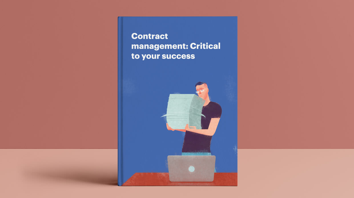 Contract management: Critical to your success