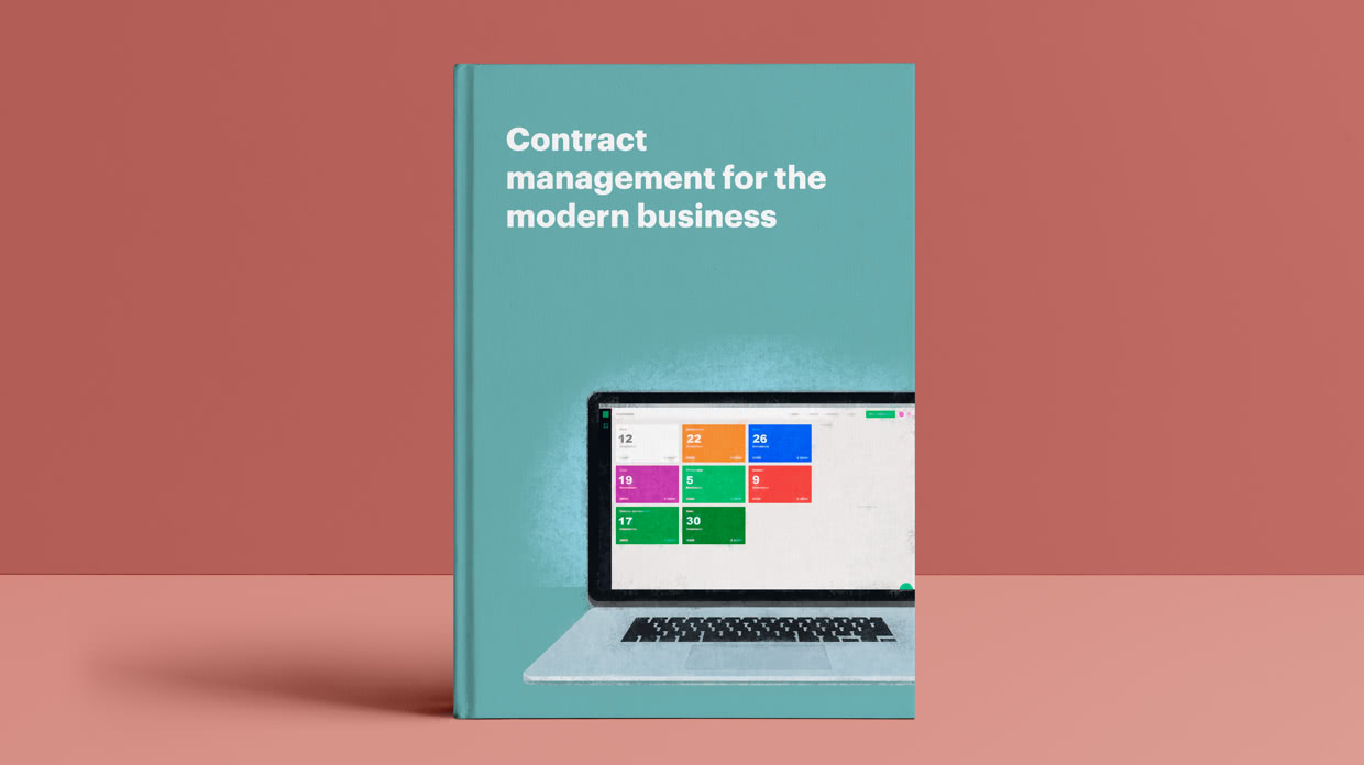 Contract management for the modern business