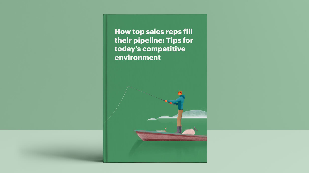 How top sales reps fill their pipeline: Tips for today's competitive environment
