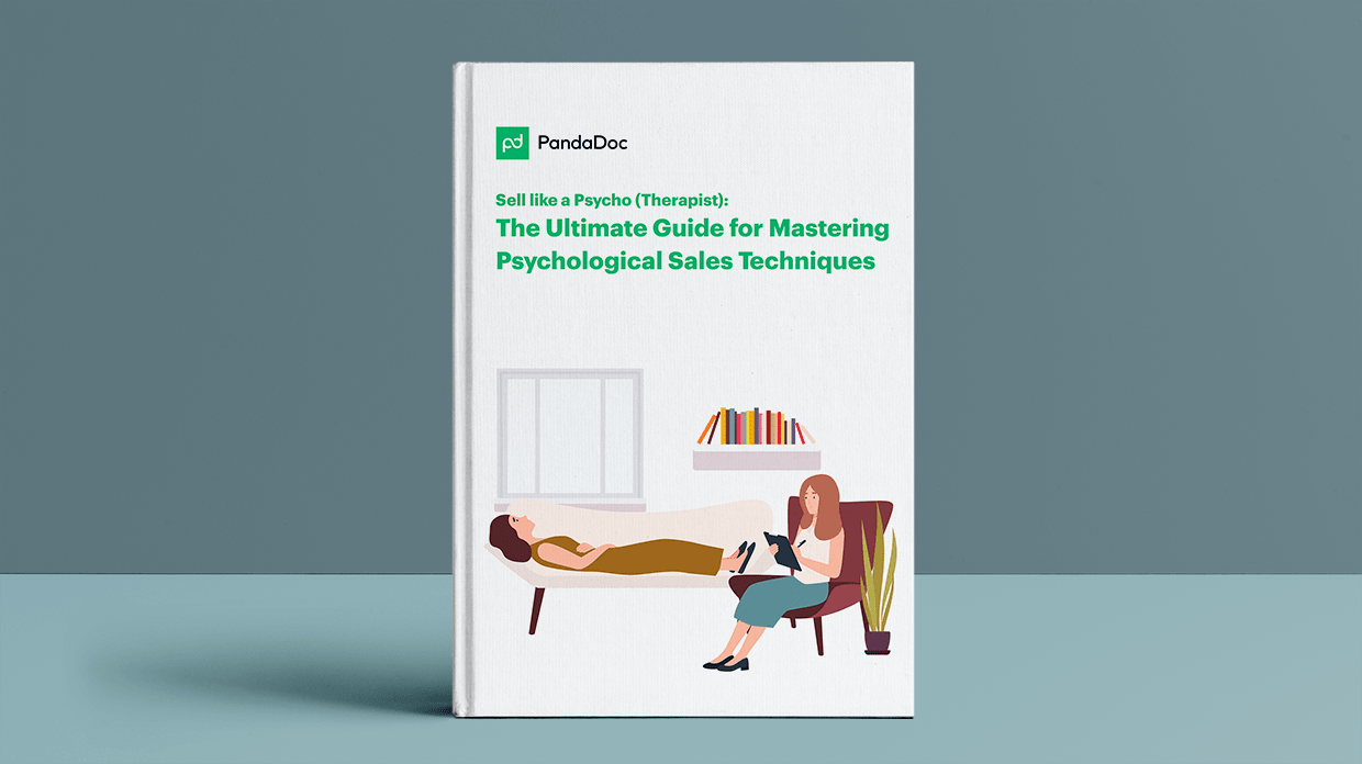 Sell Like A Psycho(Therapist)