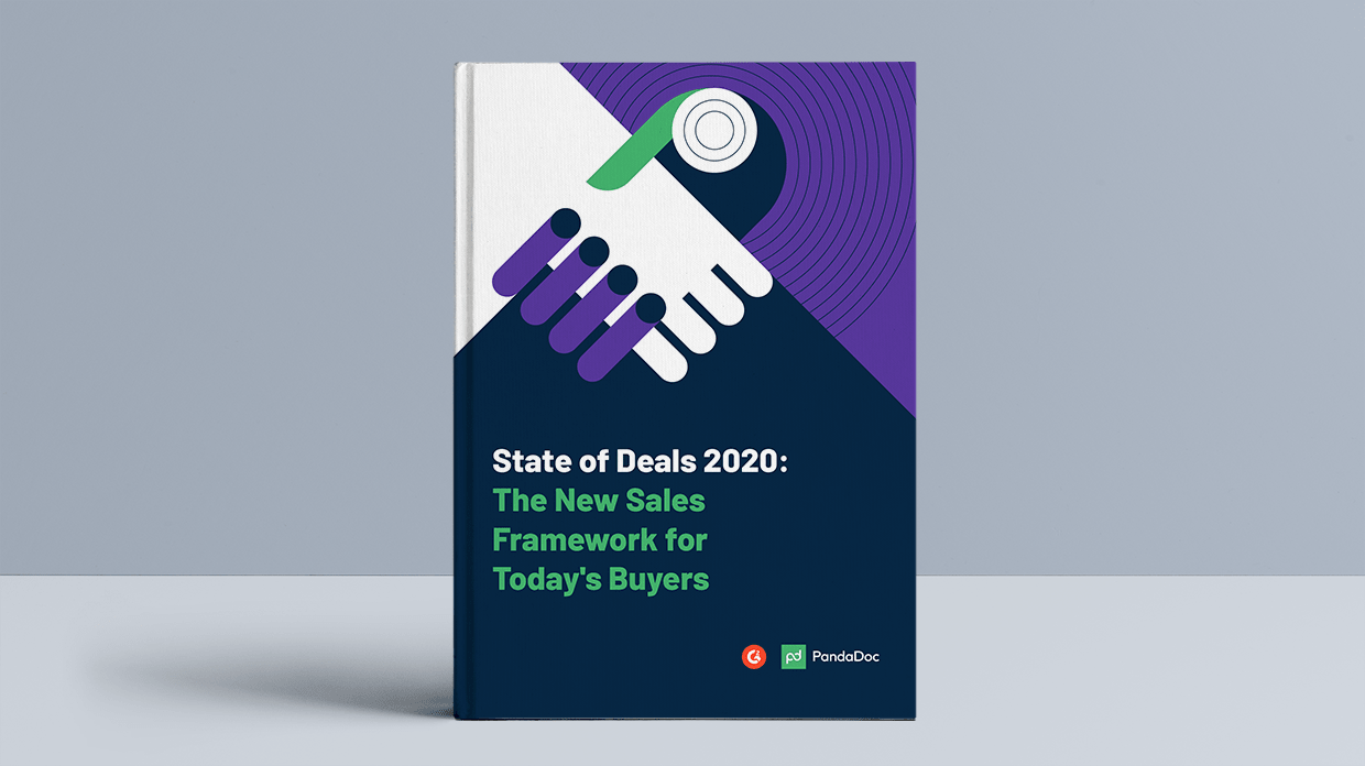 State of Deals 2020: The New Sales Framework for Today's Buyers