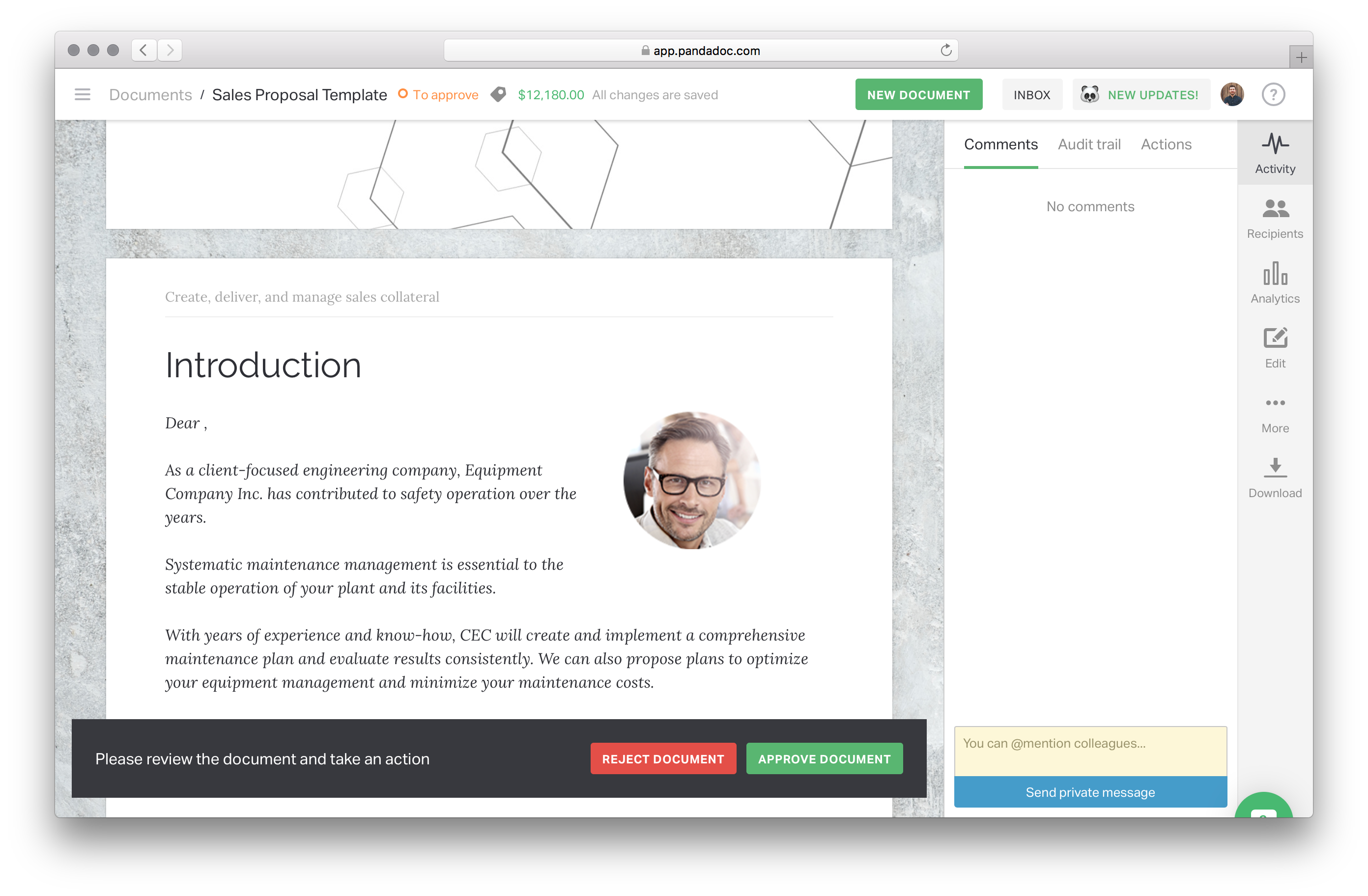 Product updates keep coming: Announcing advanced approval workflows