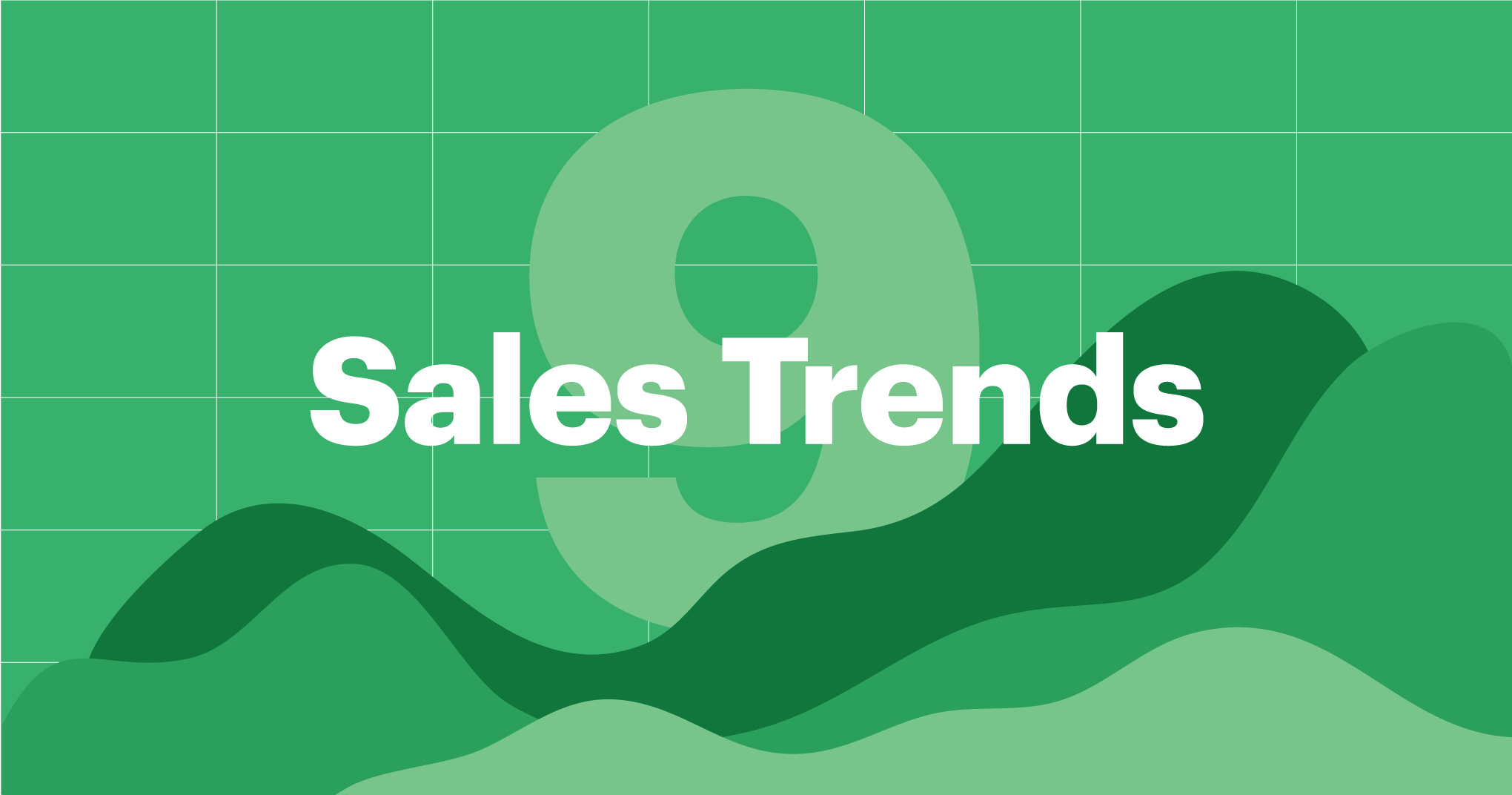 9 sales trends to look out for in 2018