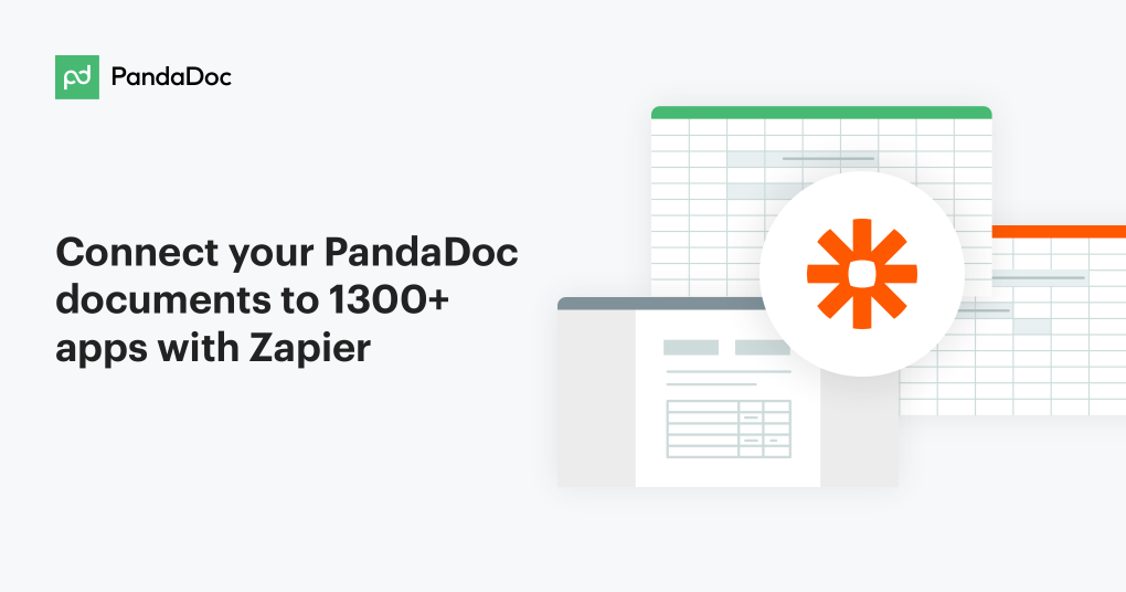 Become a document automation champion with the new PandaDoc-Zapier integration