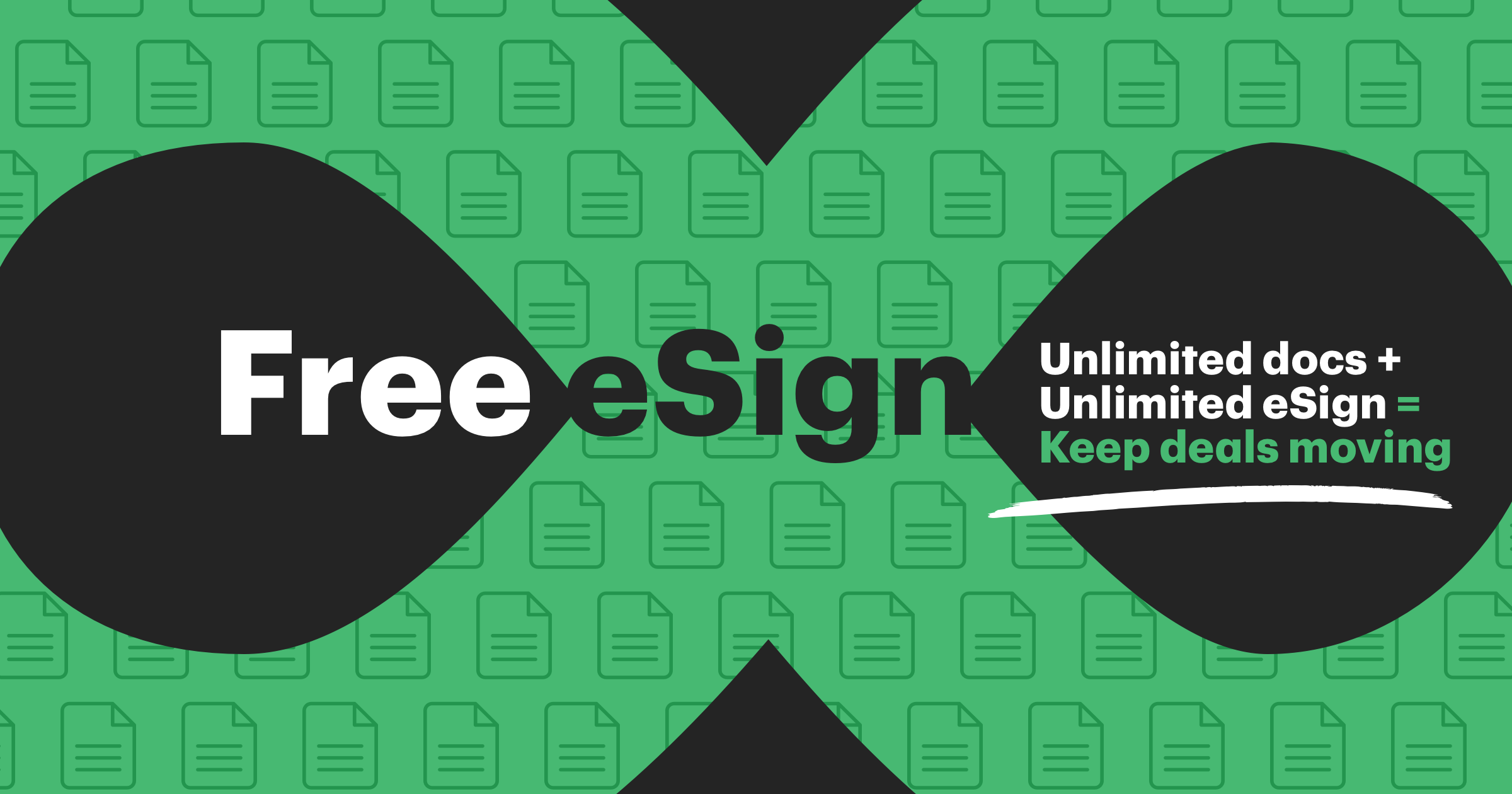 Prioritizing People Over Profit: The New Free eSign Plan