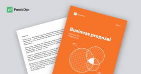 How to write a business proposal (The modern way)
