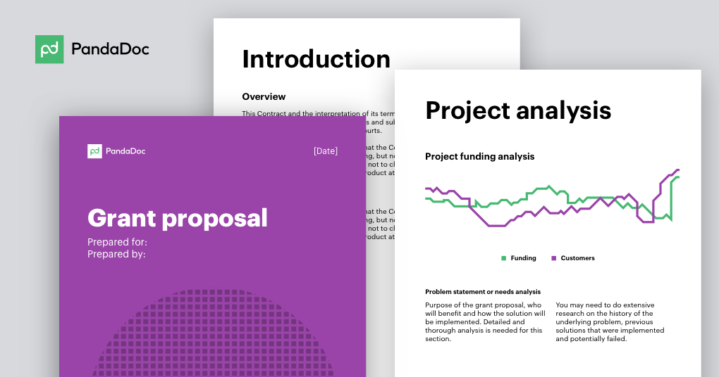 How to Write a Grant Proposal: Step-by-Step Guide (Free Templates)