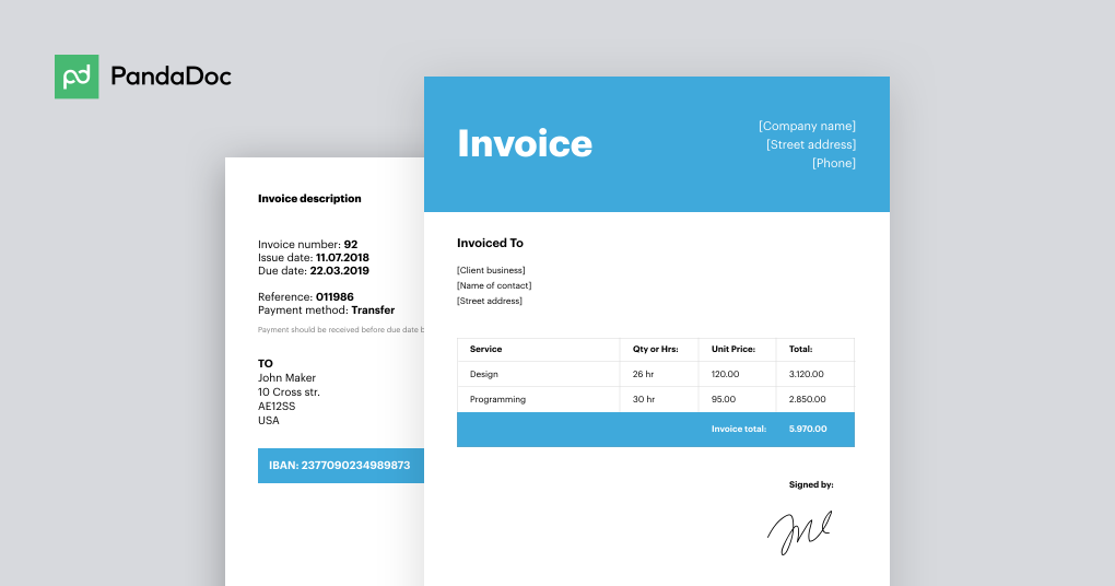 3 tips how to write an invoice free invoice templates for 2018