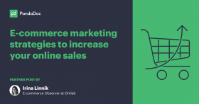 How to increase your online sales with e-commerce marketing strategies