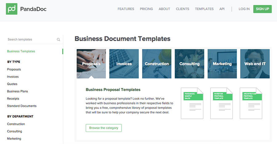 Website Redesign Proposal Template - Get Free Sample